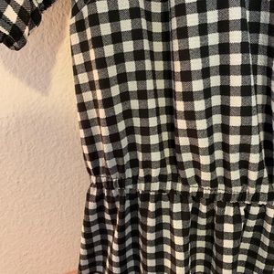 Divided Dresses - HM Gingham print Dress